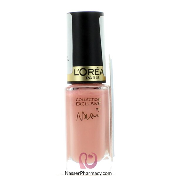 لوريال  L&#39oreal أحمر الشفاة -pink Nu Cp21 Naomi Pin