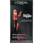 L'oréal Mega Volume Miss Hippie  Mascara + Infallible Gel Cryon - 30% Off