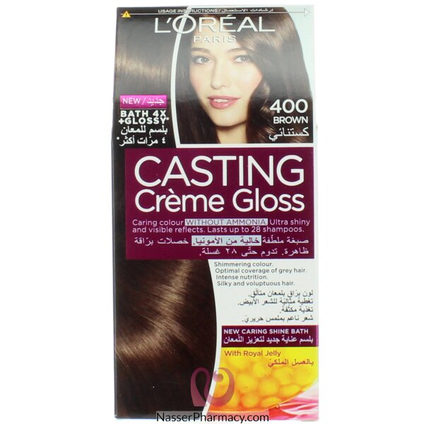 L'oreal Casting Brown 400