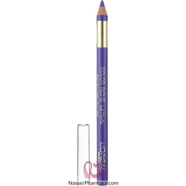 L'oreal Color Rich Khl Eye Liner Breezy Lavander -114