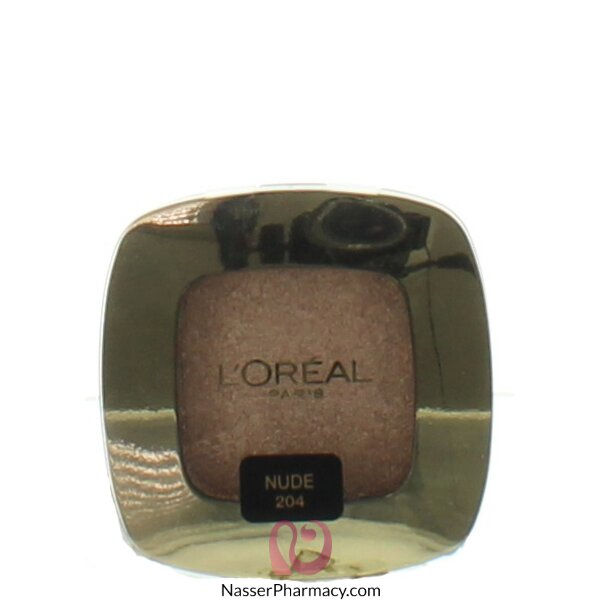 L'oreal Color Riche Eyeshadow Mono -golden Nude 204