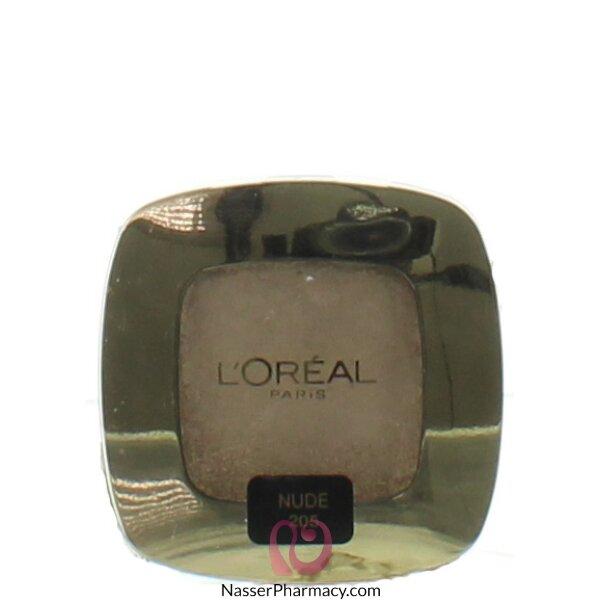 L'oreal Color Riche Eyeshadow Mono -sable Lame 205