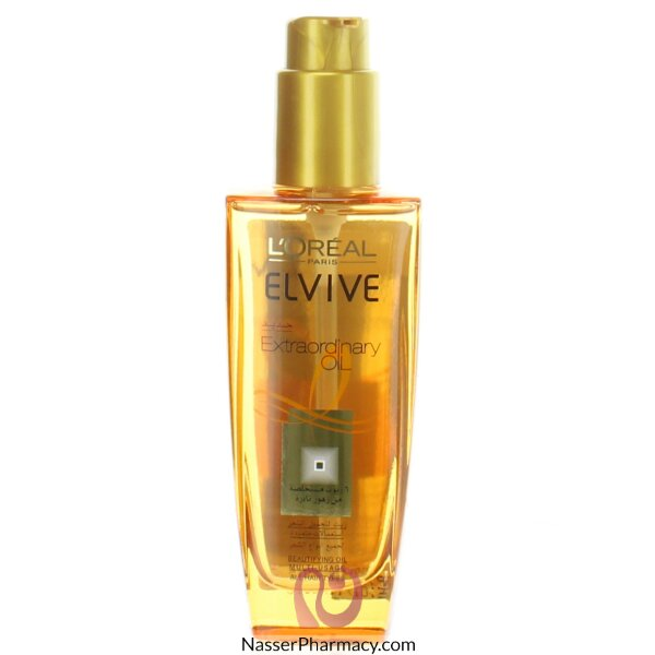 L'oreal Elvive Oil Regenerating Extra Ordinary 100ml
