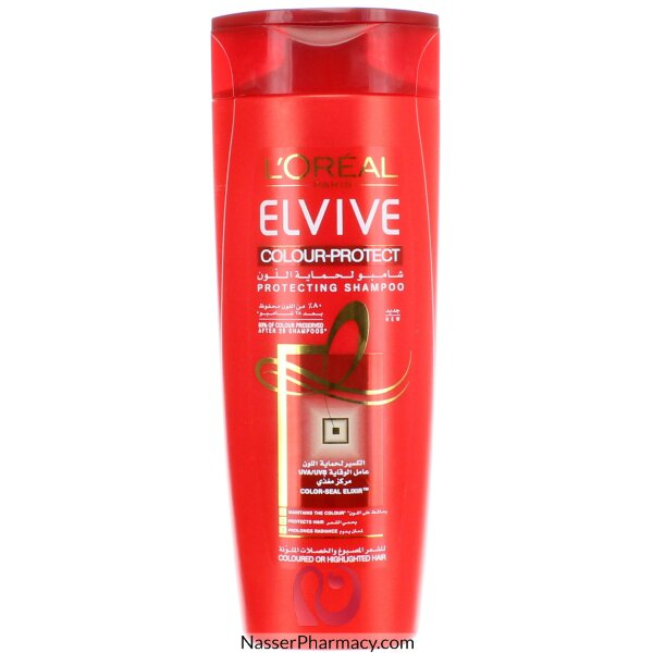 L'oreal Elvive Shampoo  Colour  Protect  400ml