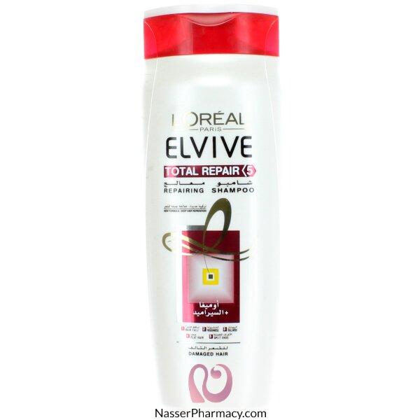 L'oreal Elvive Total Repair 5 Shampoo  700ml