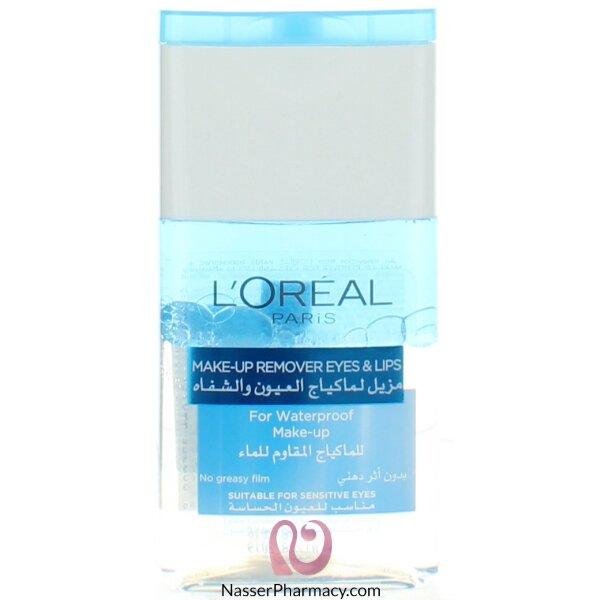 L'oreal Eye Lip Make Up Remover 125ml
