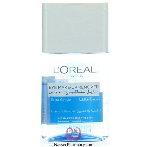L'oreal Eye Make-up Remover- 125 Ml