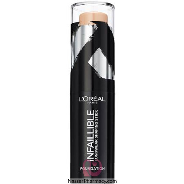 L'oreal Infalible  Stick Foundation 180 Radiant Beige