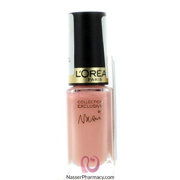 L&#39oreal Lip Col Cr Cexcl Pink Nu Cp21 Naomi Pin