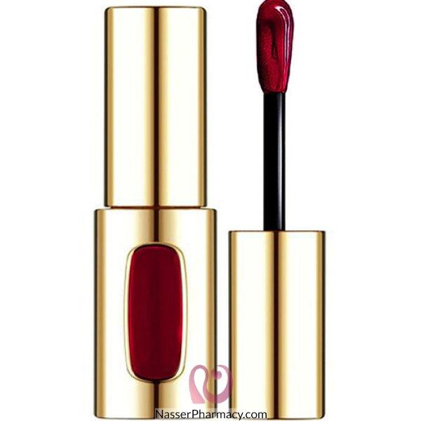 L'oreal Lipgloss Rouge Rich -304 Extra Ordinair