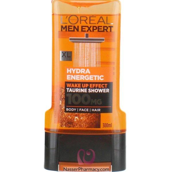 L'oreal Men Expert Shower Gel  Hydra Energetic 300ml -64858