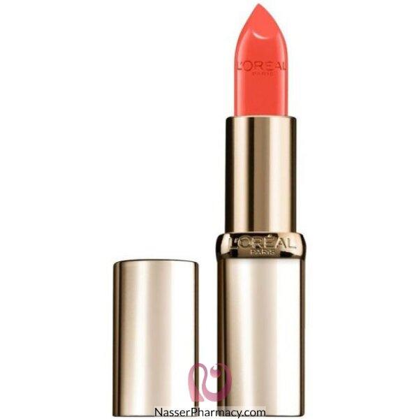 L'oreal Paris Color Riche Lipstick 238 Orange After Party