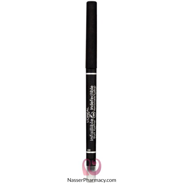 L'oreal Paris Infallible Eye Liner – Night Day Black 301