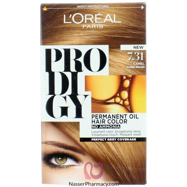 L&#39oreal Prodigy Camel Beige Blonde 7.31