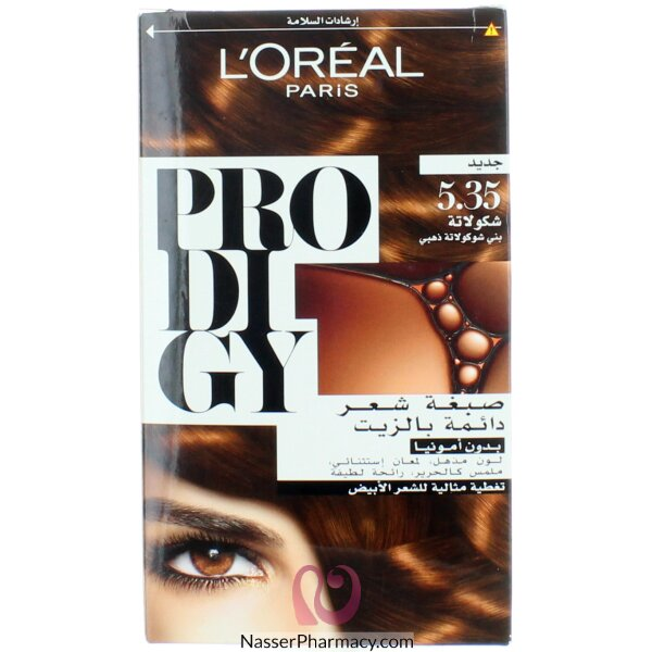 L'oreal Prodigy Tanned Chocolate 5.35