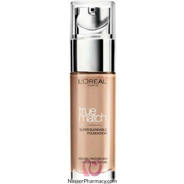 L'oreal True Match Liquid Foundation Rose Sand 5r5c5k, 30ml