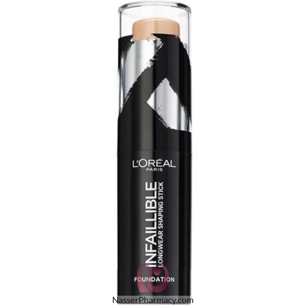 L'oreal Infallible Stick Foundation 190 Beige Gold