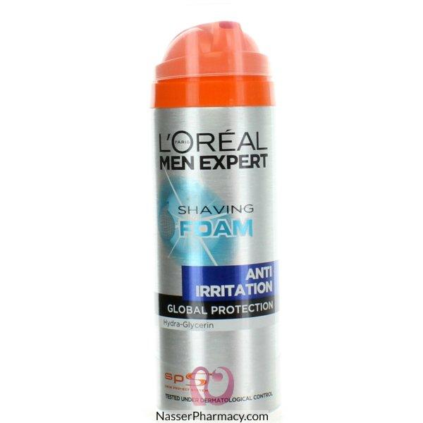 L'oreal Men Exp Shaving Foam Anti-irritation-200ml