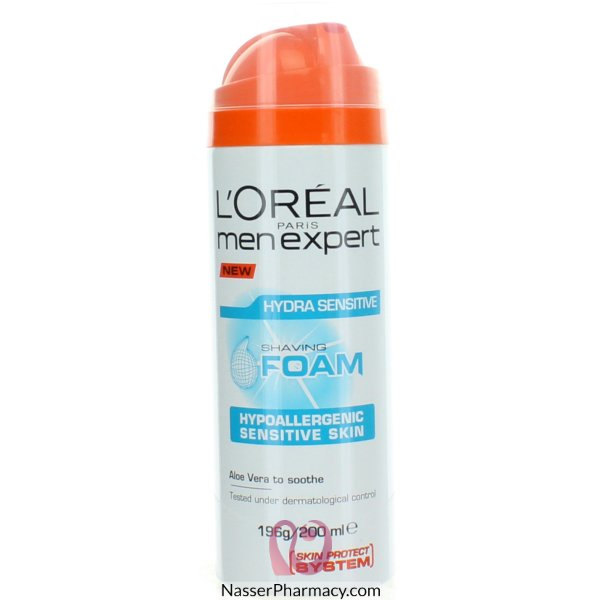 Loreal Men Exp.shaving Foam 200ml