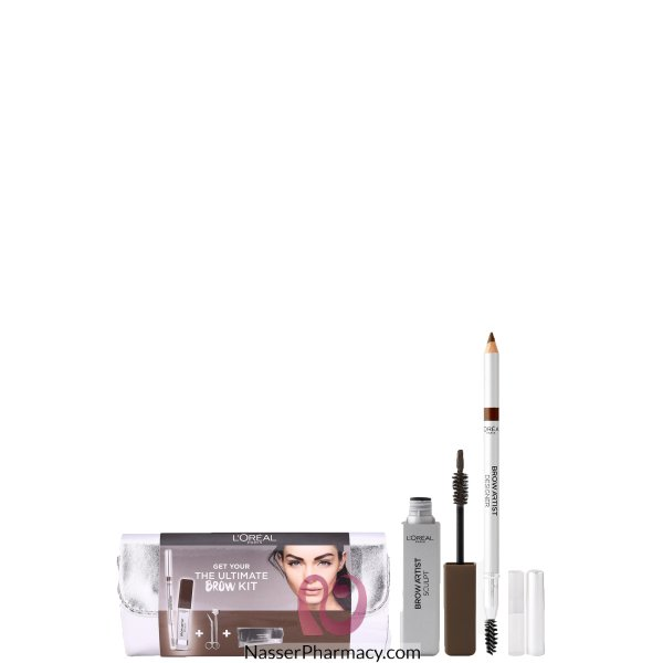 Mayb Brow Sculpt+brow Design+freebrowpouch&set