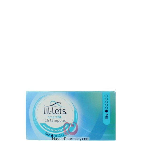 Lil-lets Tampon Lite 16s-32194