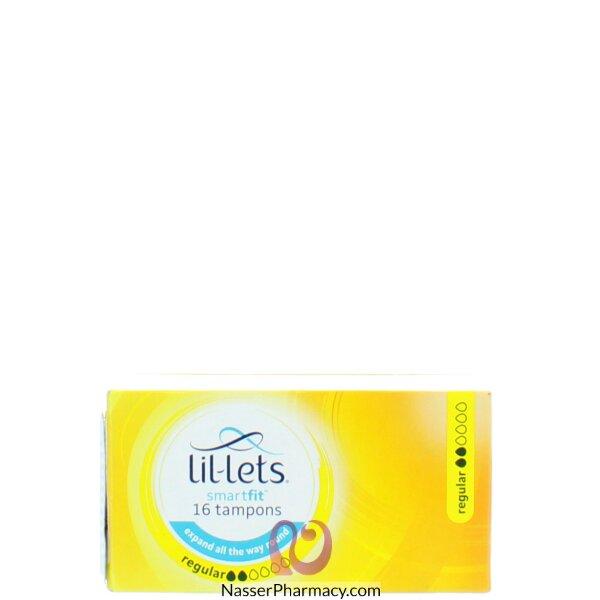 Lil-lets Tampon Regular 16s