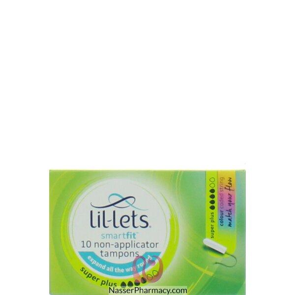 Lil-lets Tampon Super Plus 10s
