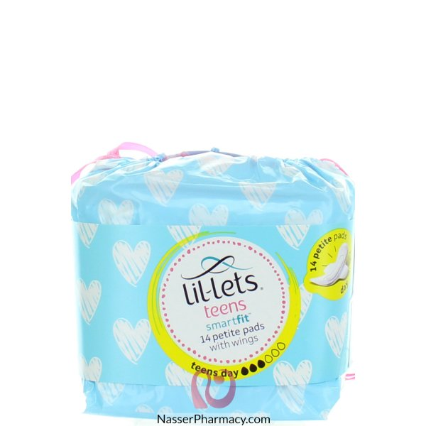 Lil-lets Teen Day Towel 14pk-6621000