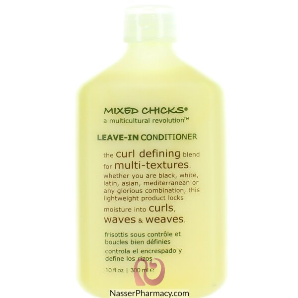 Mixed Chicks Leave In Conditioner - 300ml