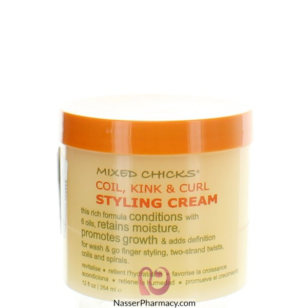 Mixed Chicks Styling Cream 12oz