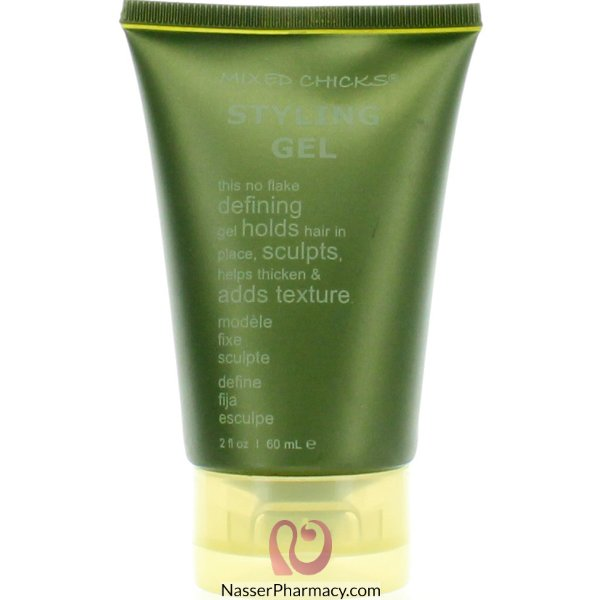 Mixed Chicks Ts Styling Gel 2oz
