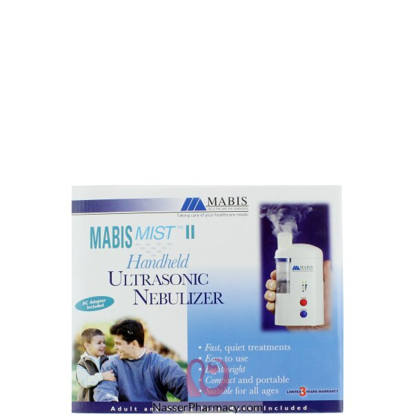 Mabis Ultrasonic Nebulizer