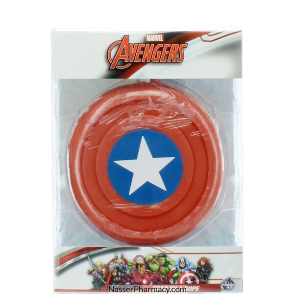 Avengers Ca Soap On A Rope-61495