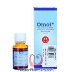 أومول -(omol) 100 ملغ / 1 مل قطرة 15 مل