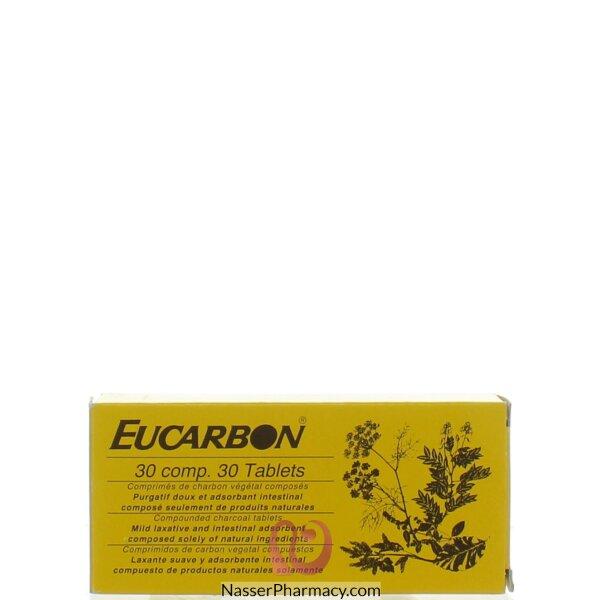 اوكاربون (eucarbon) 30 قرص