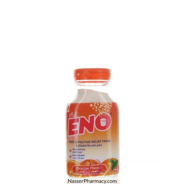 اينو Eno ملح ( نكهة البرتقال ) 150 غ