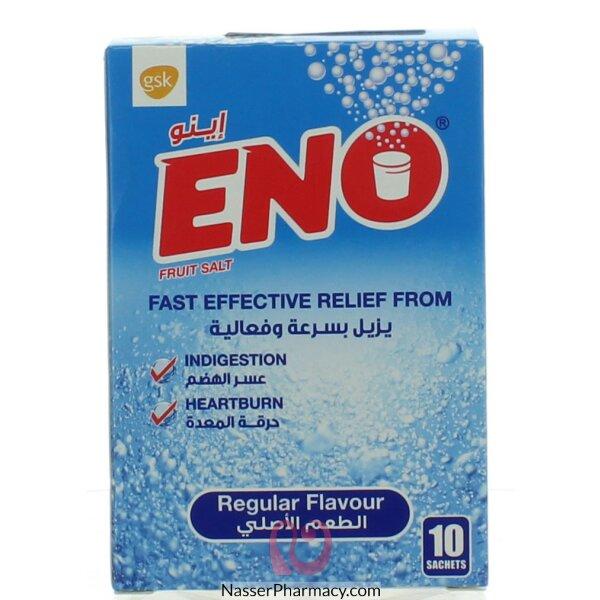 اينو(eno) ملح ( النكهة الأصلية) 10 أكياس