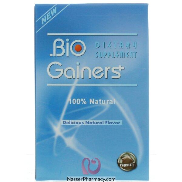 بايو جاينرز Bio Gainers   بالشيكولاتة 330 جرام - 10 أكياس