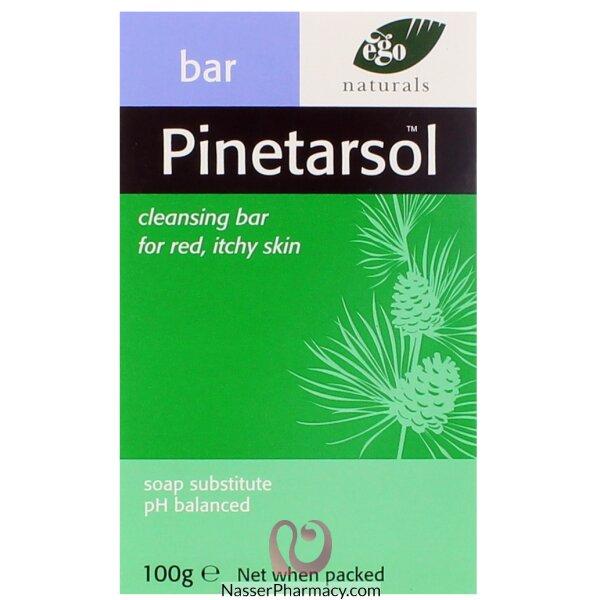 بينتارسول Pinetarsol  صابون منظف للبشرة الملتهبة المعرضة للحكة - 100جم