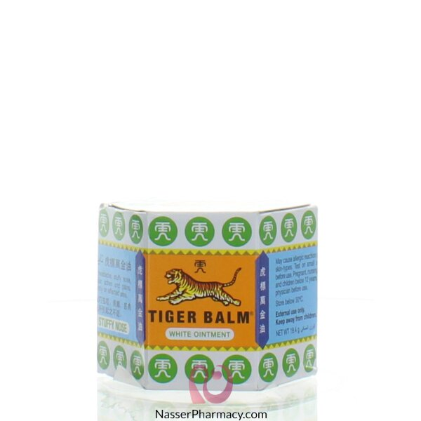تايجر بالم  Tiger Balm   أبيض