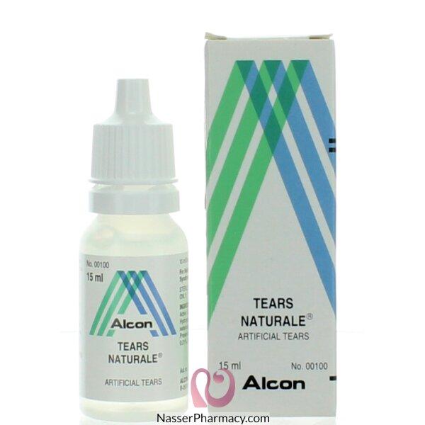 تيرز ناتشورال Tears Naturale قطرة للعين 15 مل