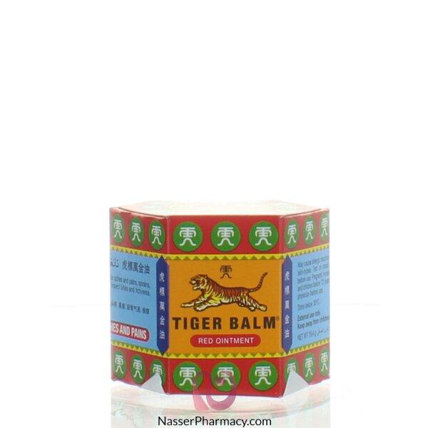 دهان أبو نمر (tiger Balm ) 19.4 غ أحمر