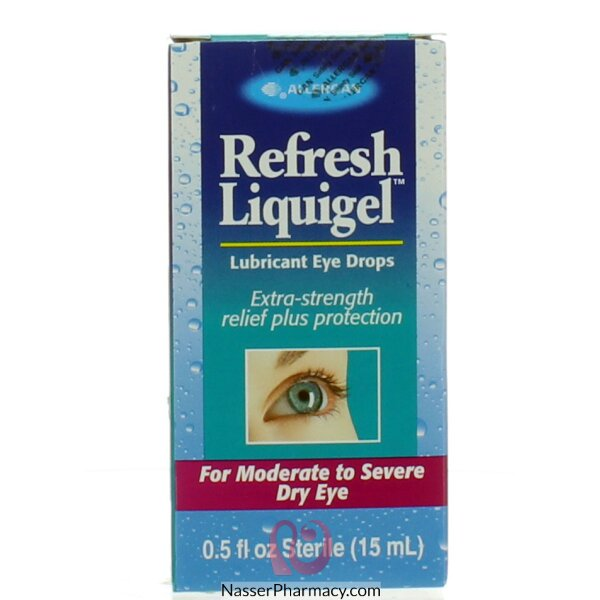 ريفريش ليكويجل Refresh Liquigel قطرة للعين 15 مل