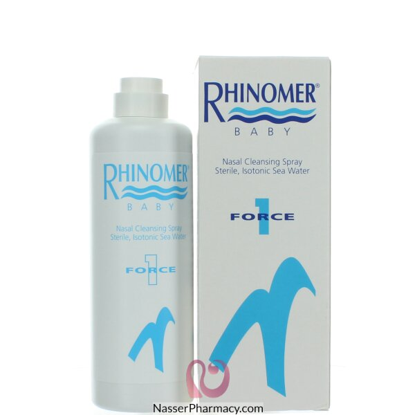 رينومير فورس(rhinomer Force) 1 ( 115مل)