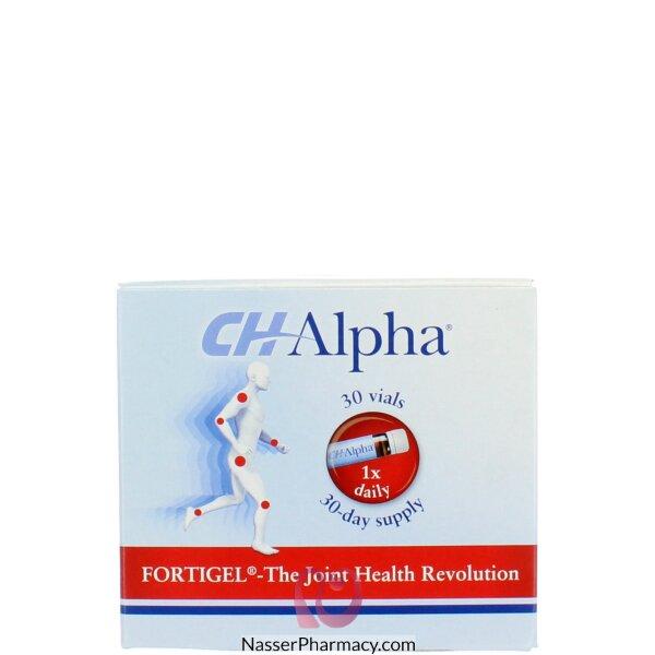 سي اتش الفا Ch-alpha  فورتى جيل - 30 فيال