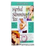 شاي أعشاب الرشاقة  Herbal Slimming Tea  - النكهة الطبيعية