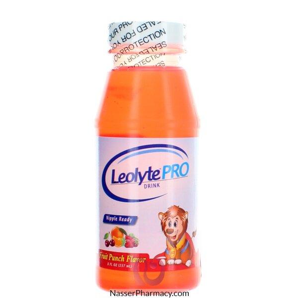 ليولايت برو Leolyte Pro   شراب ( نكهة الفاكهة) 237 مل
