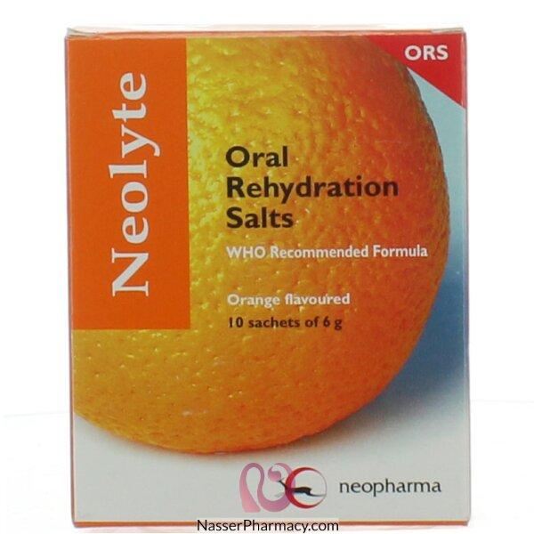 نيولايت (neolyte )  6غ  بودرة ( 10 أكياس)