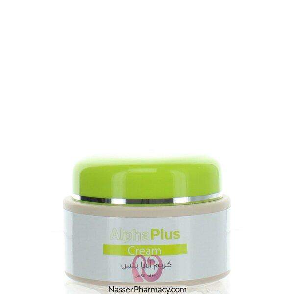 Alpha Plus Cream 50ml