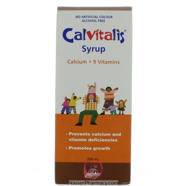 Calvitalis Syrup 300ml